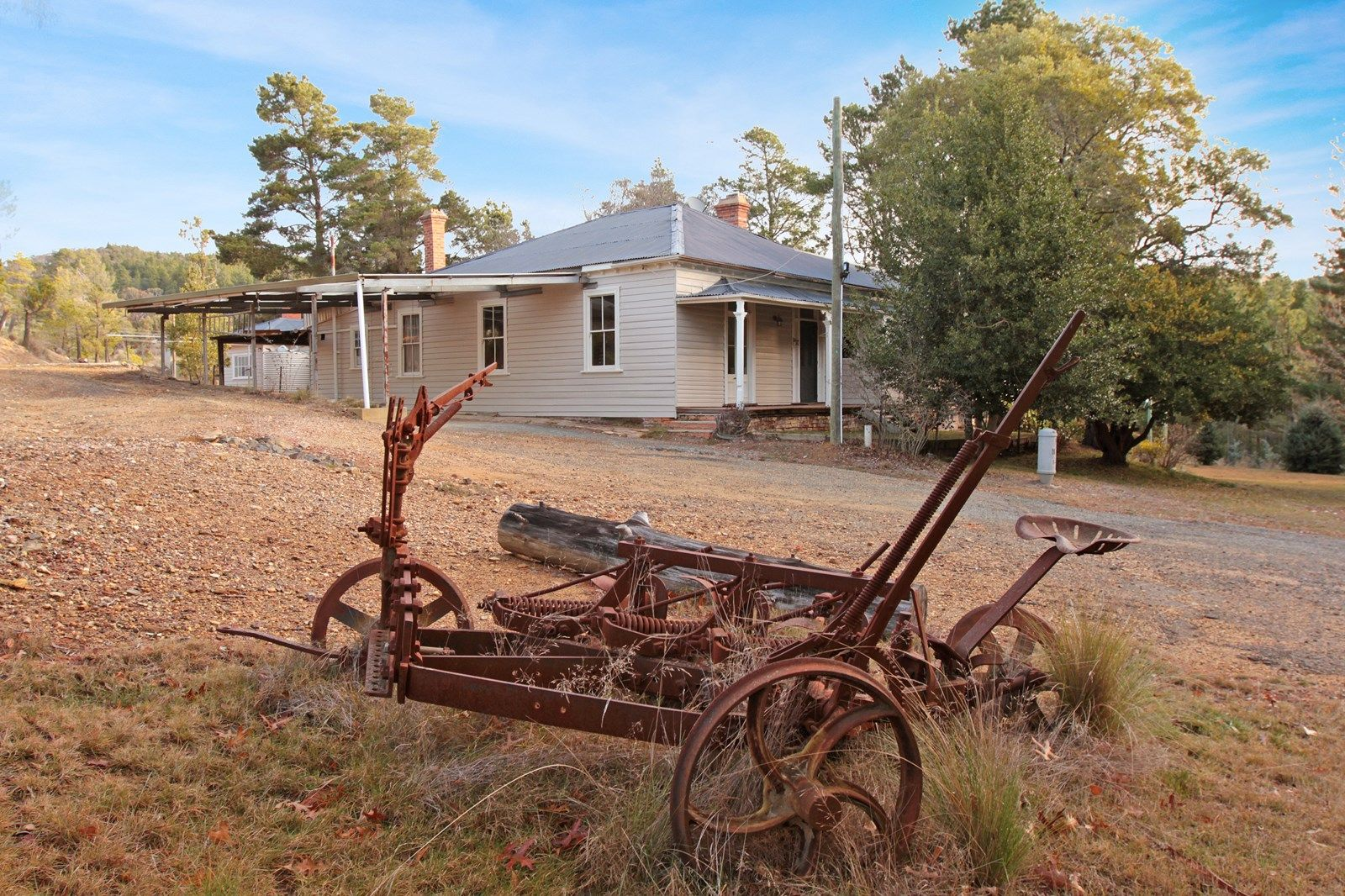 5 Old Mines Road, Captains Flat NSW 2623, Image 2