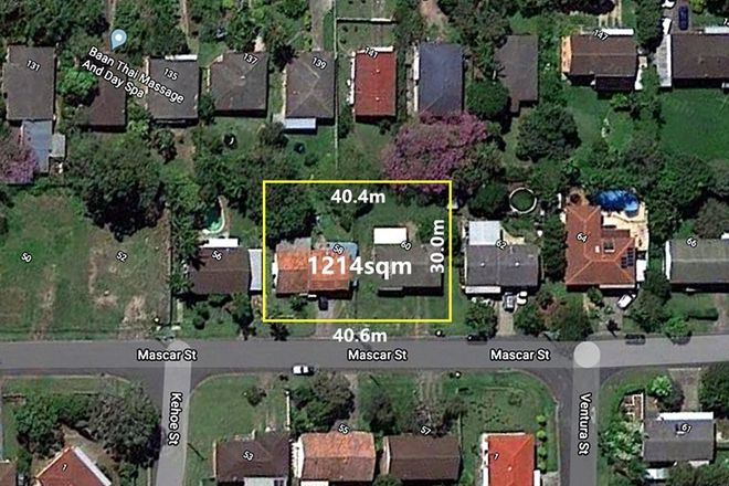 Picture of 58-60 Mascar Street, UPPER MOUNT GRAVATT QLD 4122