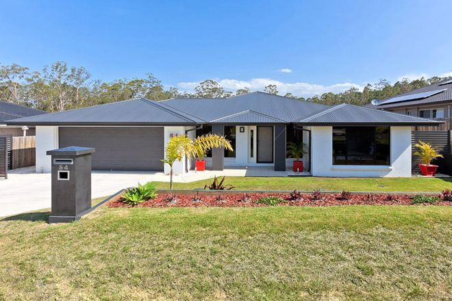 Picture of 54 Ambrose Drive, AUGUSTINE HEIGHTS QLD 4300