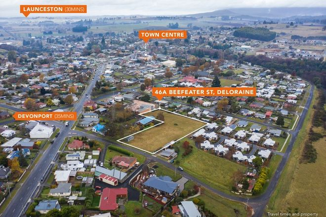 Picture of 46A Beefeater Street, DELORAINE TAS 7304