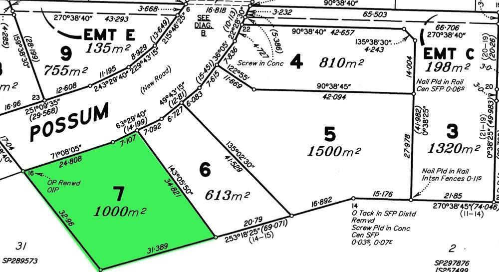 Lot 3 17 Possum Drive and Lot 7 25 Possum Drive, Narangba QLD 4504, Image 2