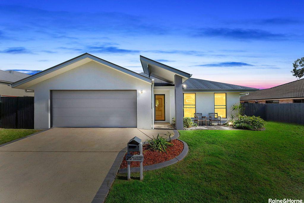 25 Allister Crescent, Rothwell QLD 4022, Image 0