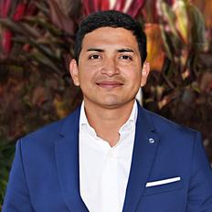 Alex Velasquez, Sales representative