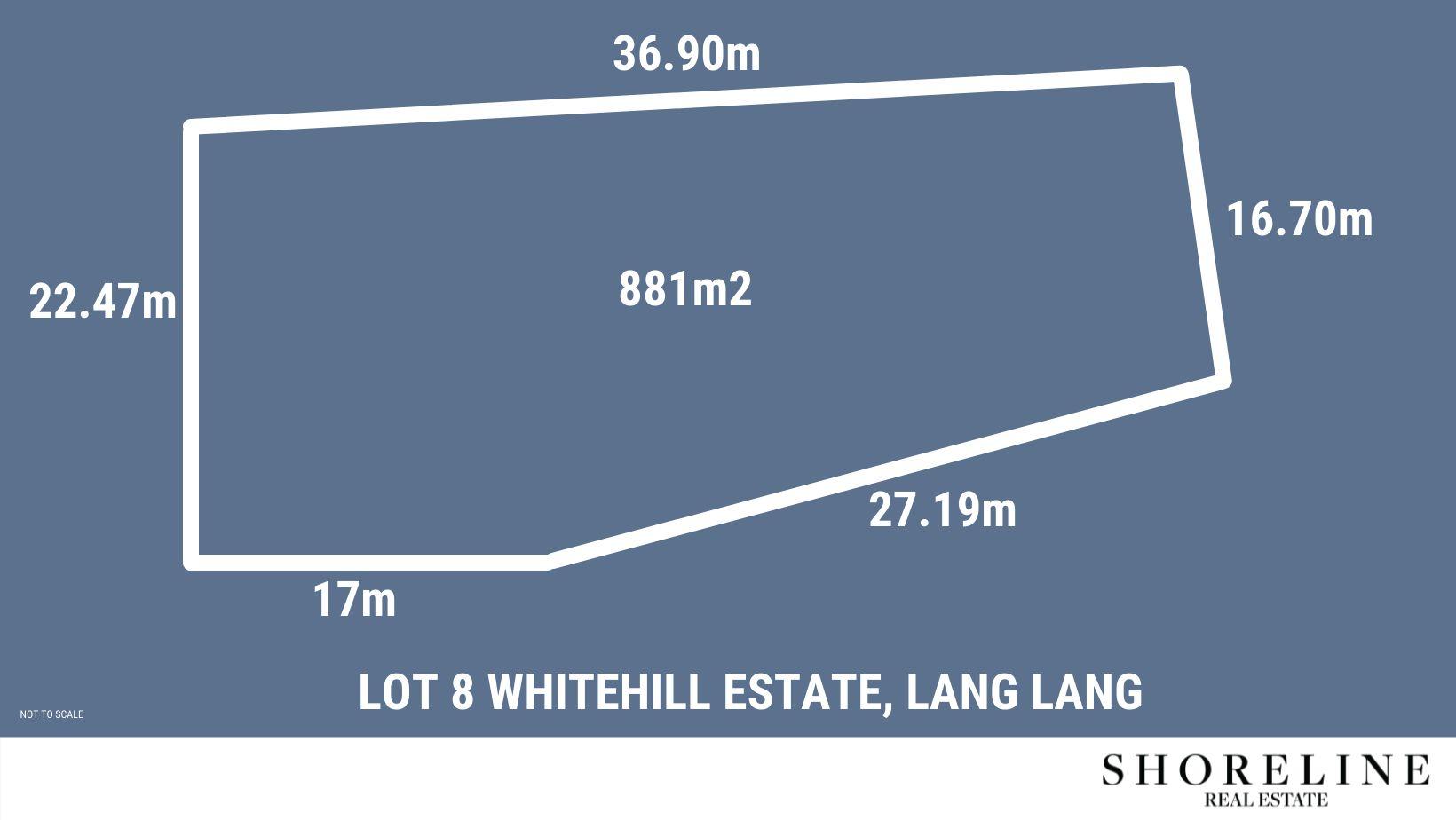 Lot 8 Whitehill Estate, Lang Lang VIC 3984, Image 1