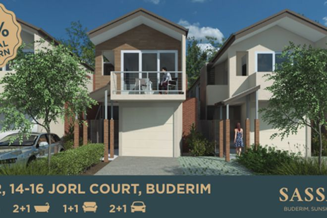 Picture of LOT 2/14-16 Jorl Court, BUDERIM QLD 4556