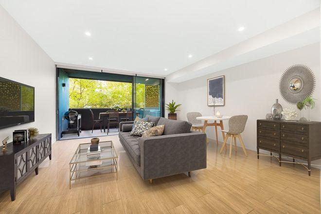 Picture of 102/5 Birdwood Avenue, LANE COVE NSW 2066