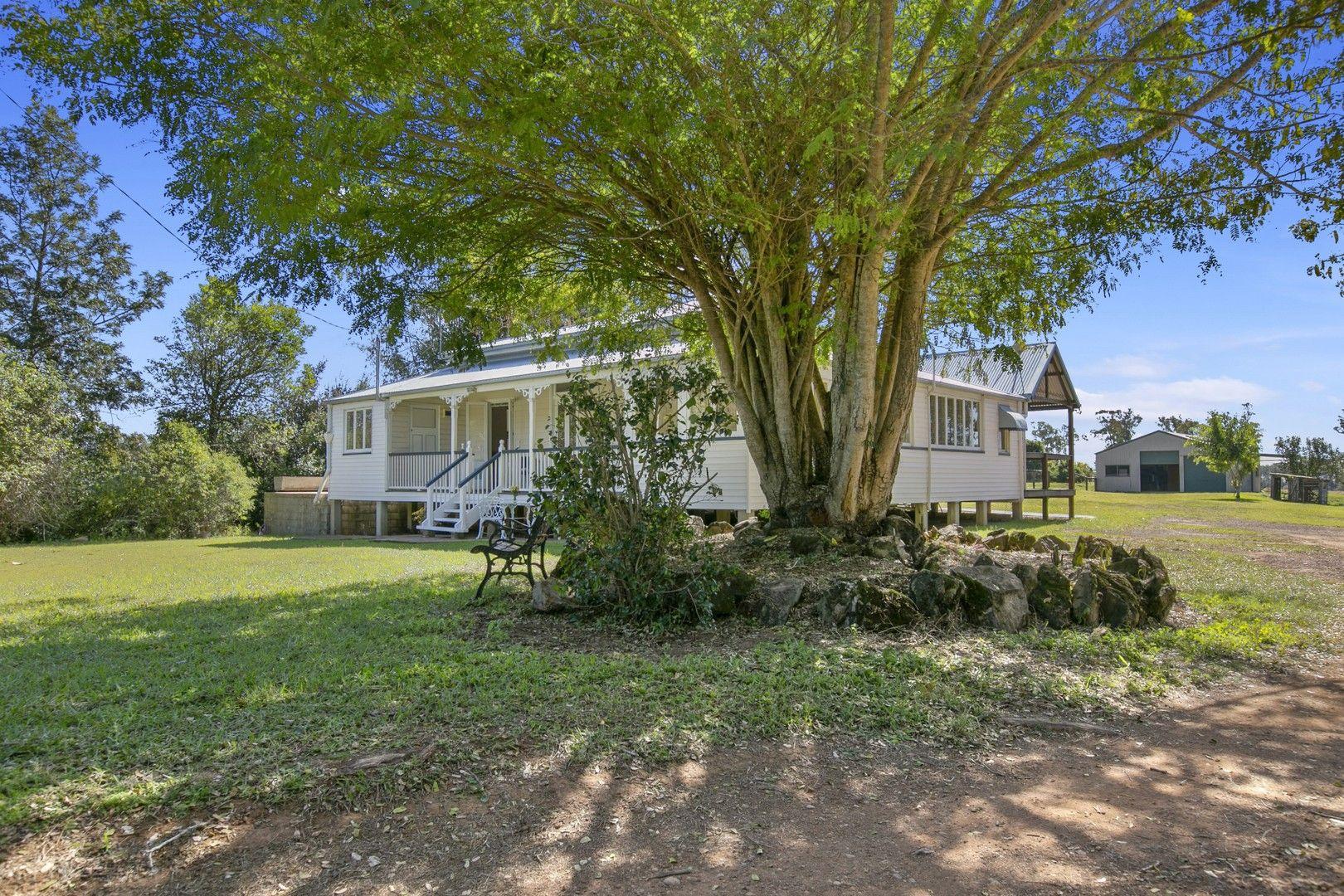 45 Lagoon Pocket Road, Long Flat QLD 4570, Image 0