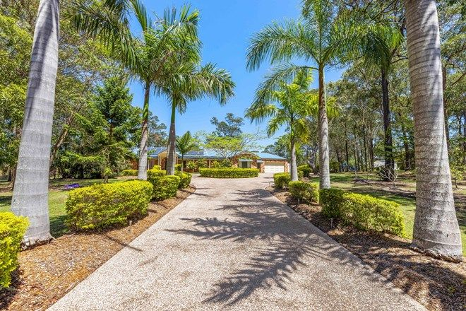 Picture of 13 Woodhaven Place, CORNUBIA QLD 4130
