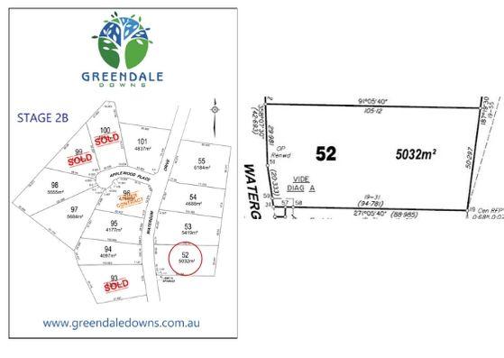 Lot 52 Watergum Drive, Pie Creek QLD 4570, Image 1