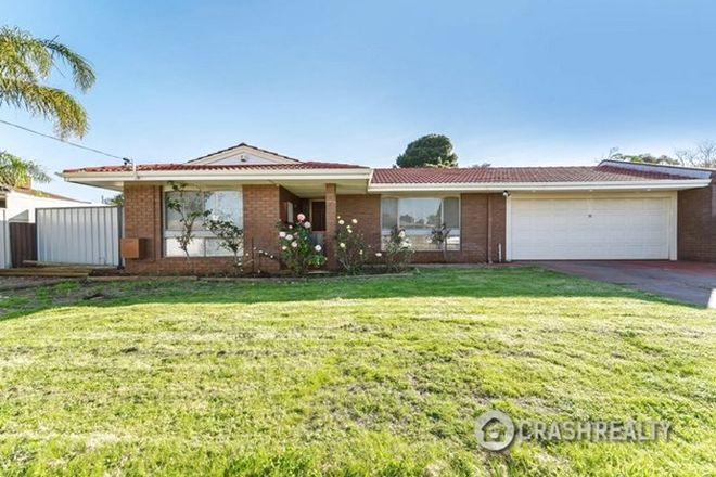 Picture of 4 Cosmos Street, EAST CANNINGTON WA 6107