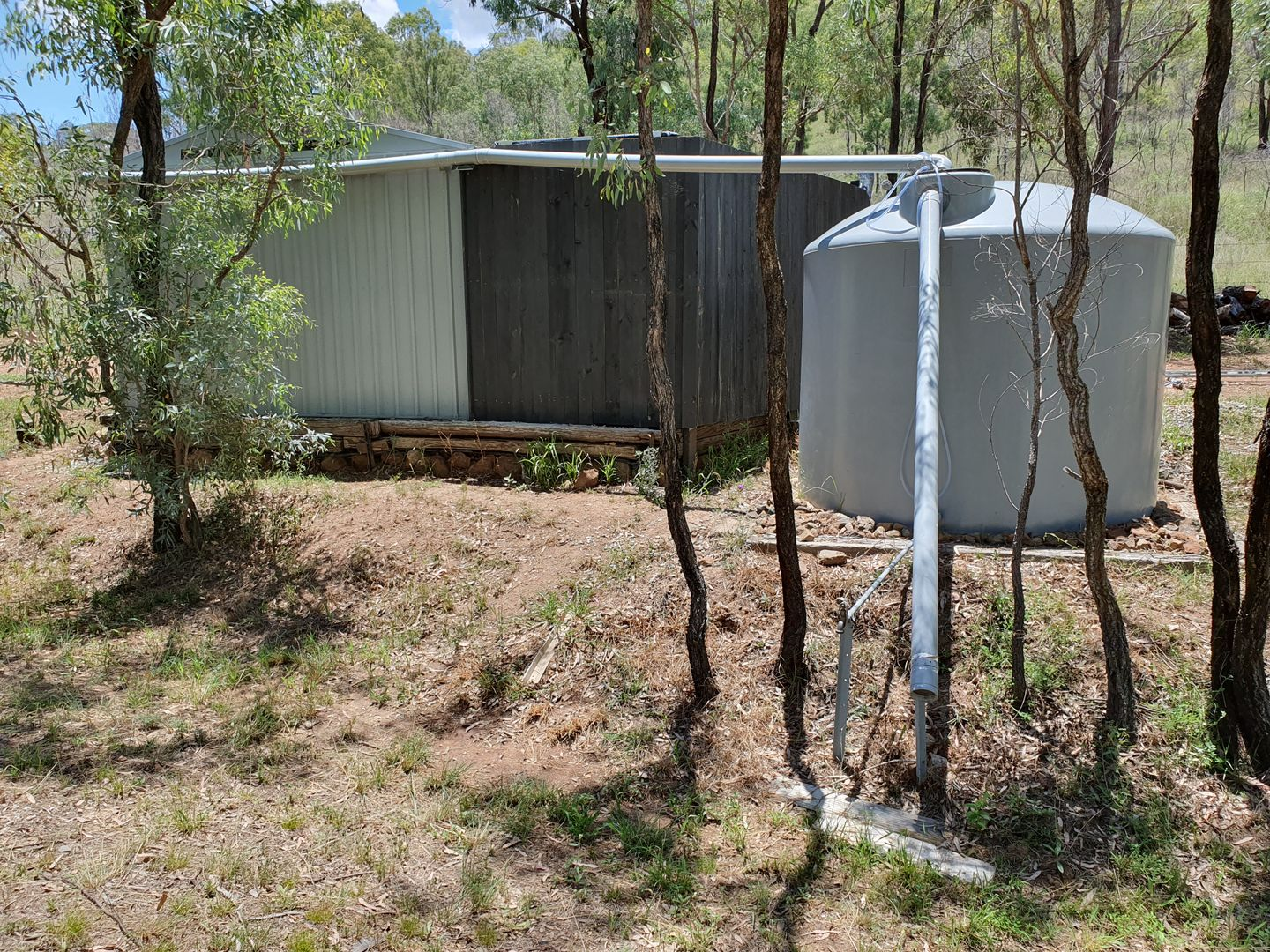 Lot 8 Connolly Dam Road, Silverwood QLD 4370, Image 1