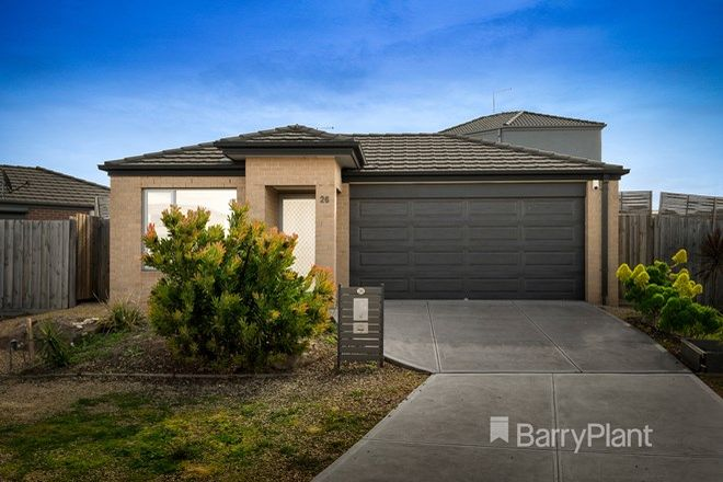 Picture of 26 Mermaid Crescent, WYNDHAM VALE VIC 3024