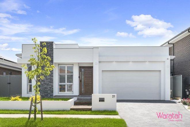 Picture of 21 Feiney Street, MARSDEN PARK NSW 2765