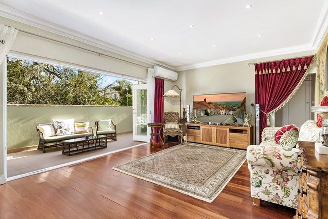 Picture of 9/2A Trelawney Street, WOOLLAHRA NSW 2025