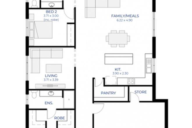 Picture of Lot 2421 Pelagic Street, SEAFORD MEADOWS SA 5169