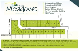 Picture of Lot 30 Evesham Circuit, The Meadows Estate, Tamworth NSW 2340
