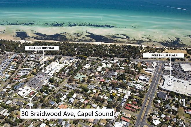 Picture of 30 Braidwood Avenue, CAPEL SOUND VIC 3940