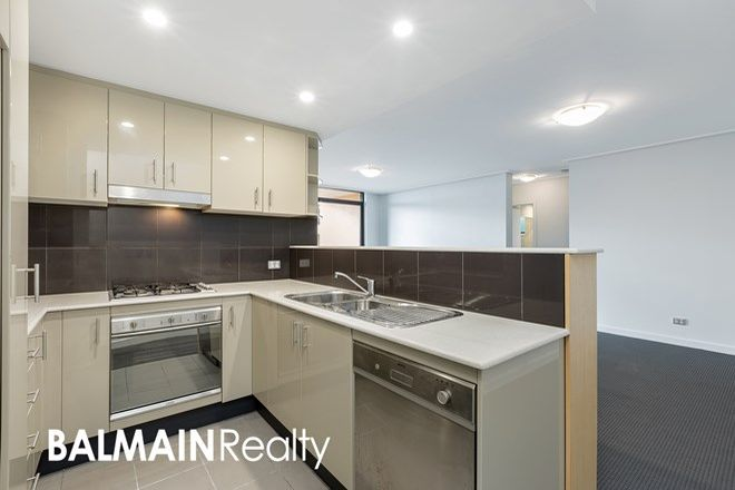 Picture of Level 9/27 Margaret Street, ROZELLE NSW 2039