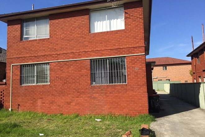 Picture of 4/136 Cumberland Road, AUBURN NSW 2144