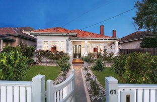 Picture of 61 Bena Street, Yarraville VIC 3013