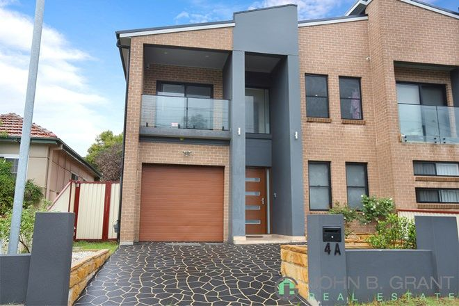 Picture of 4a Hector Street, CHESTER HILL NSW 2162