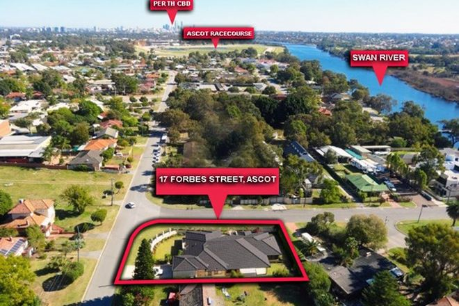 Picture of 17 Forbes Street, ASCOT WA 6104