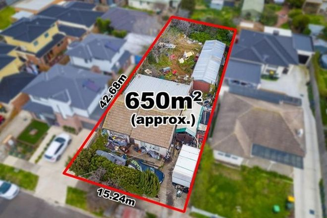 Picture of 53 Ivanhoe Avenue, ST ALBANS VIC 3021