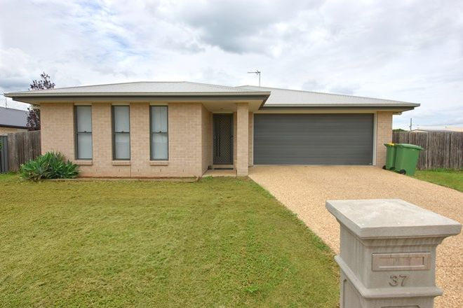 Picture of 37 Murray Street, OAKEY QLD 4401
