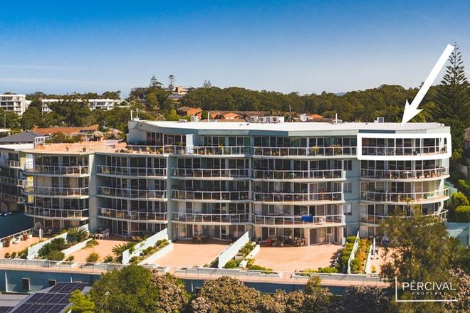 Picture of 501/16-18 Hilltop Crescent, PORT MACQUARIE NSW 2444