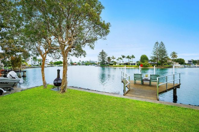 Picture of 1/46 Back Street, BIGGERA WATERS QLD 4216