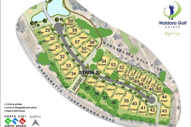 Picture of 36 Waldara Golf Estate, WANGARATTA VIC 3677