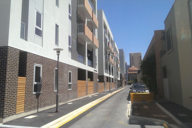Picture of Unit 303/31 Frew St, ADELAIDE SA 5000