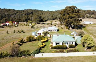 Picture of 45 Hungry Flats Road, Tunnack TAS 7120