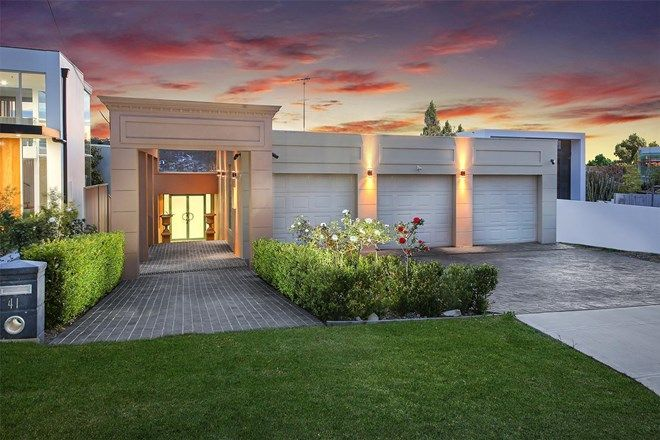 Picture of 41 Burbank Avenue, EAST HILLS NSW 2213