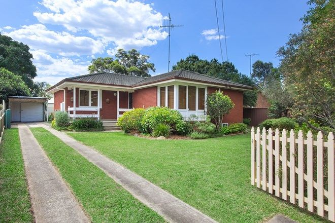 Picture of 1 Clarke Avenue, RICHMOND NSW 2753