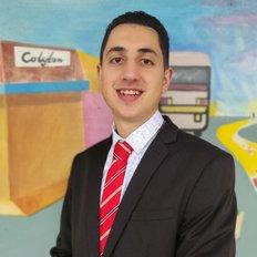 Andrew Borg, Sales representative