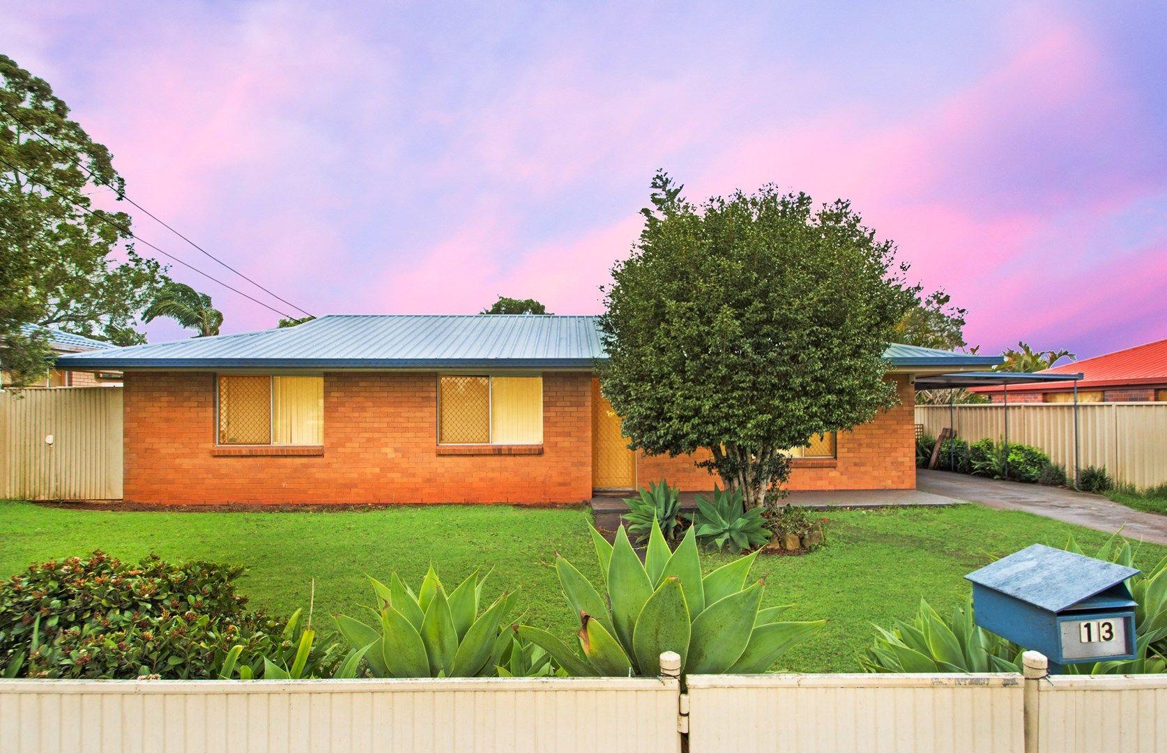 13 Nugent Crescent, Wilsonton QLD 4350, Image 0