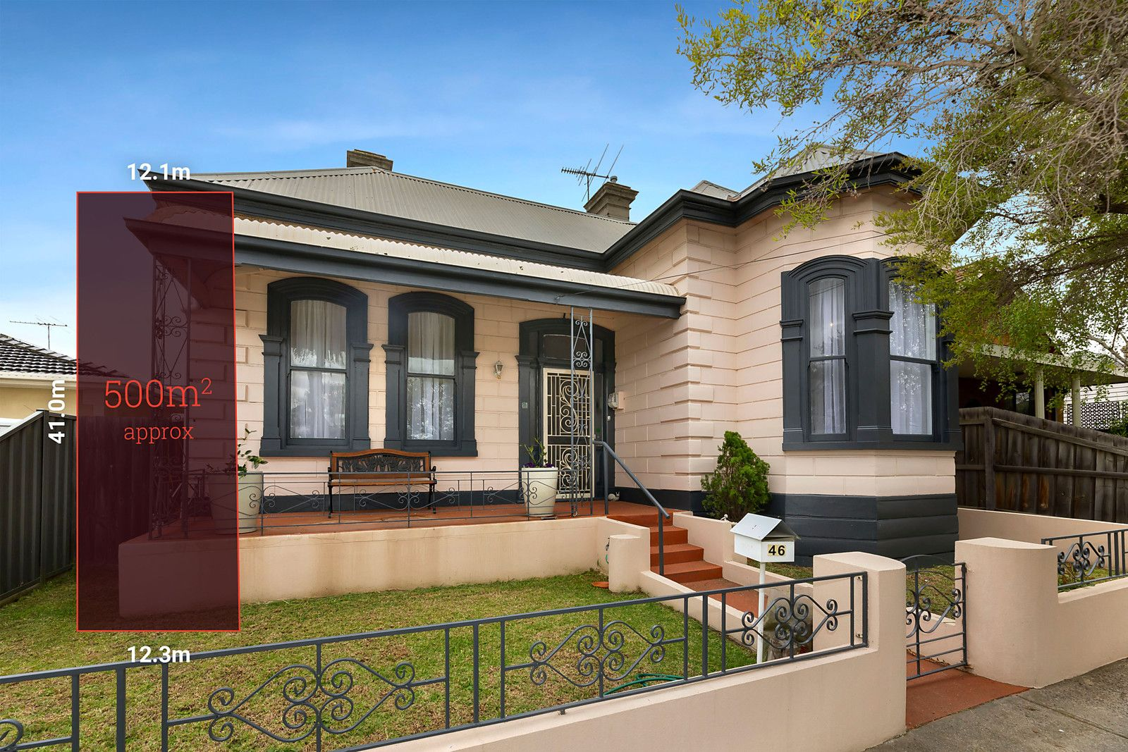 46 Bent Street, Moonee Ponds VIC 3039, Image 0