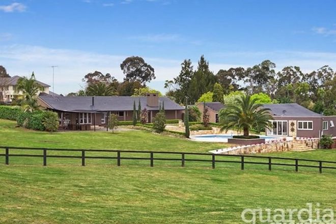 Picture of 53 Annangrove Road, KENTHURST NSW 2156