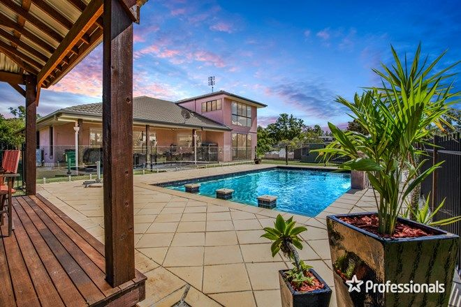 Picture of 30 Azure Avenue, BANKS POCKET QLD 4570