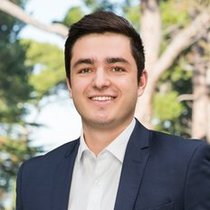 Justin Soleimani, Sales representative