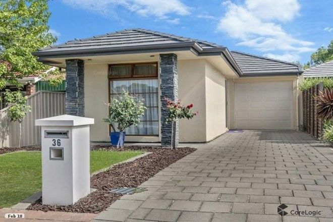 Picture of 36 Gibson Street, WEST BEACH SA 5024