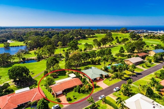 Picture of 32 Narooma Drive, OCEAN SHORES NSW 2483