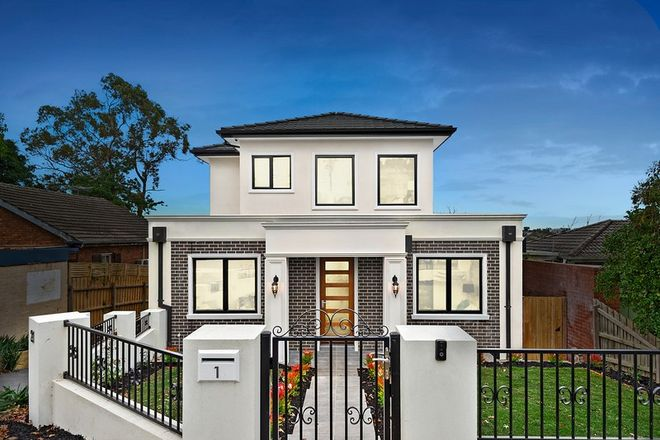 Picture of 1/21 Frank Street, BOX HILL SOUTH VIC 3128