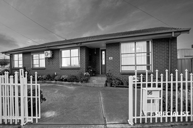 Picture of 36 Killeen Street, SUNSHINE WEST VIC 3020