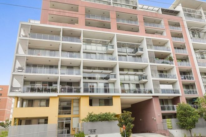 Picture of 56/12 Bathurst Street, LIVERPOOL NSW 2170