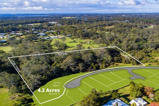 Picture of Lot 16/26 Irene Crescent, COORANBONG NSW 2265