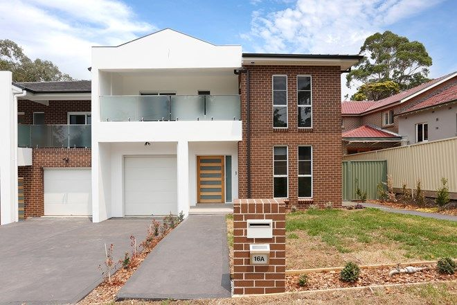 Picture of 16A Anthony Road, WEST RYDE NSW 2114