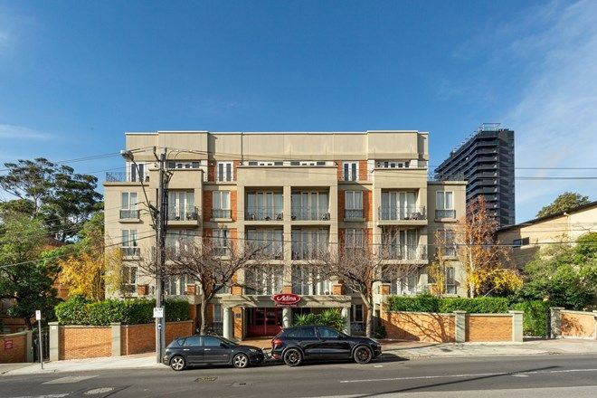 Picture of 17/52 Darling Street, SOUTH YARRA VIC 3141