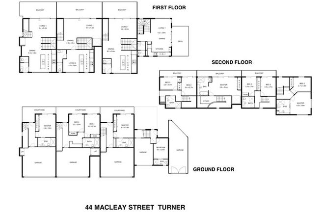 Picture of 44 Macleay Street, TURNER ACT 2612